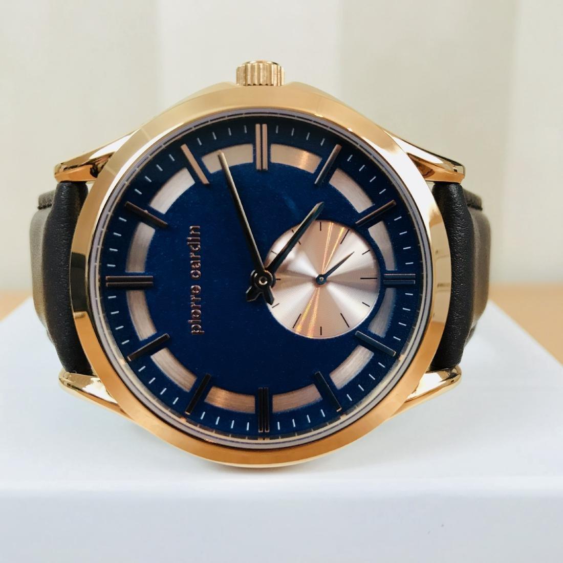 Pierre Cardin – Men's Classic Rose Gold Watch