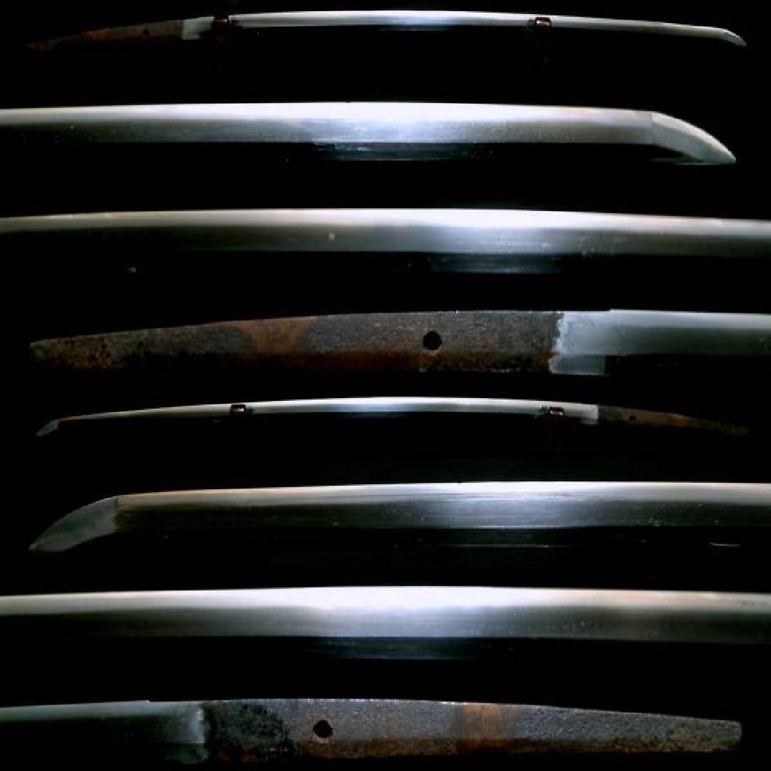 Japanese Kamakura Period Nihonto Katana Sword - 10