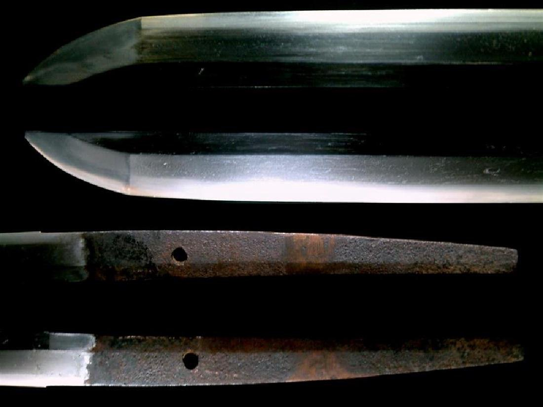 Japanese Kamakura Period Nihonto Katana Sword - 4