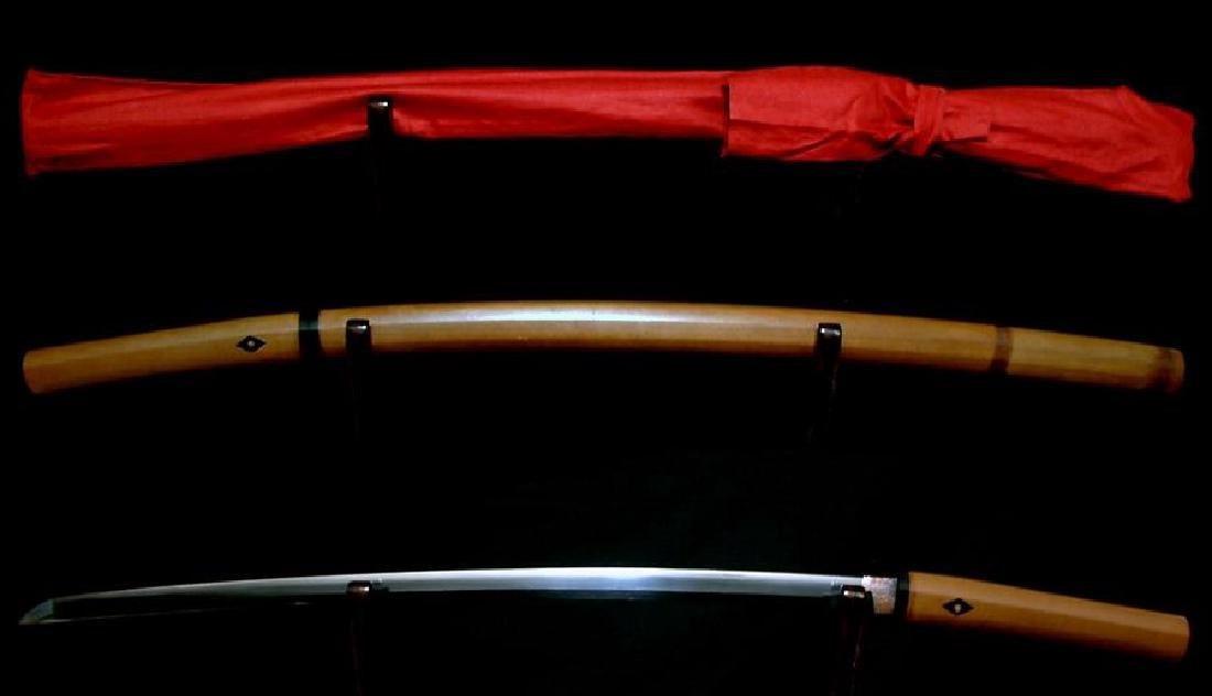 Japanese Kamakura Period Nihonto Katana Sword - 5