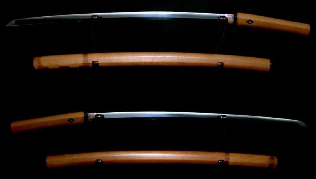 Japanese Kamakura Period Nihonto Katana Sword - 6