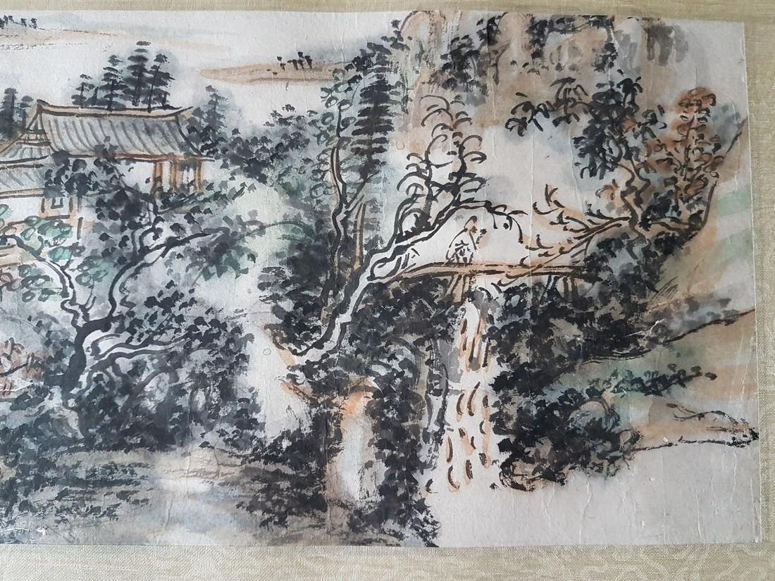 Chinese Painting, HUANG BIN-HONG - 2