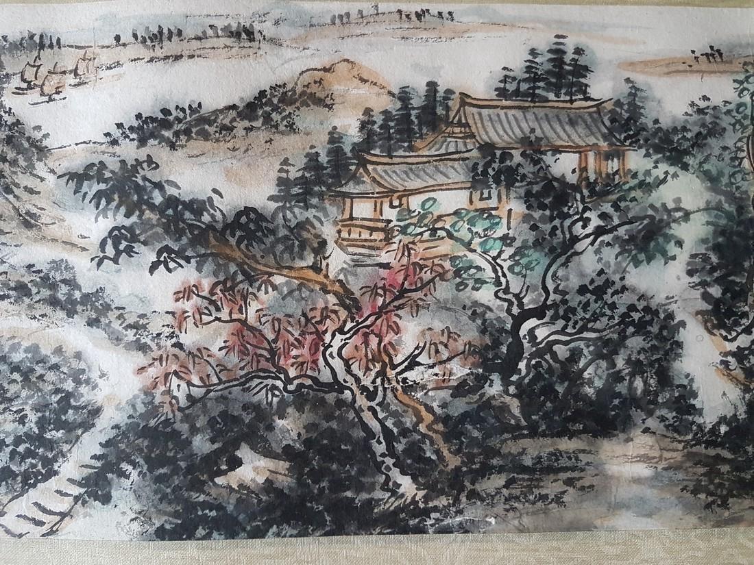 Chinese Painting, HUANG BIN-HONG - 3