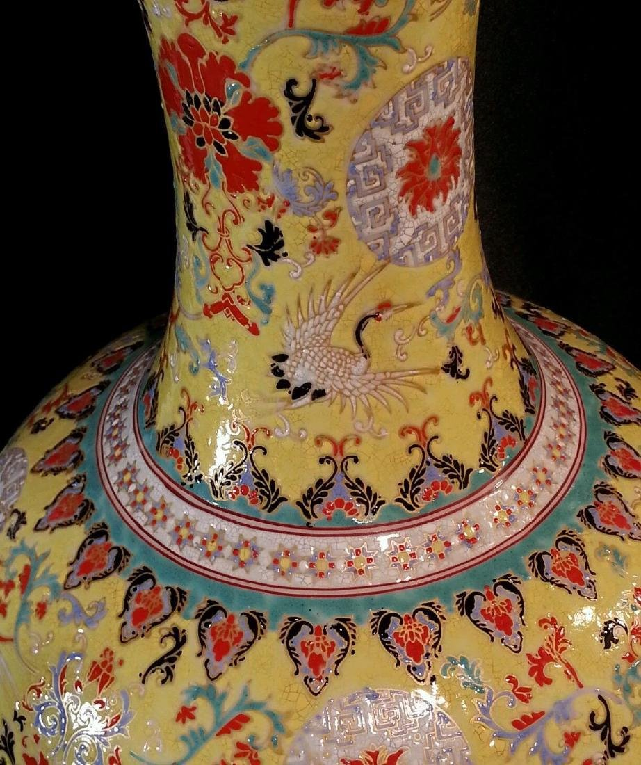 Chinese Porcelain Pottery in Canlong Period - 3