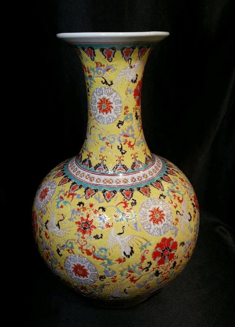 Chinese Porcelain Pottery in Canlong Period - 6