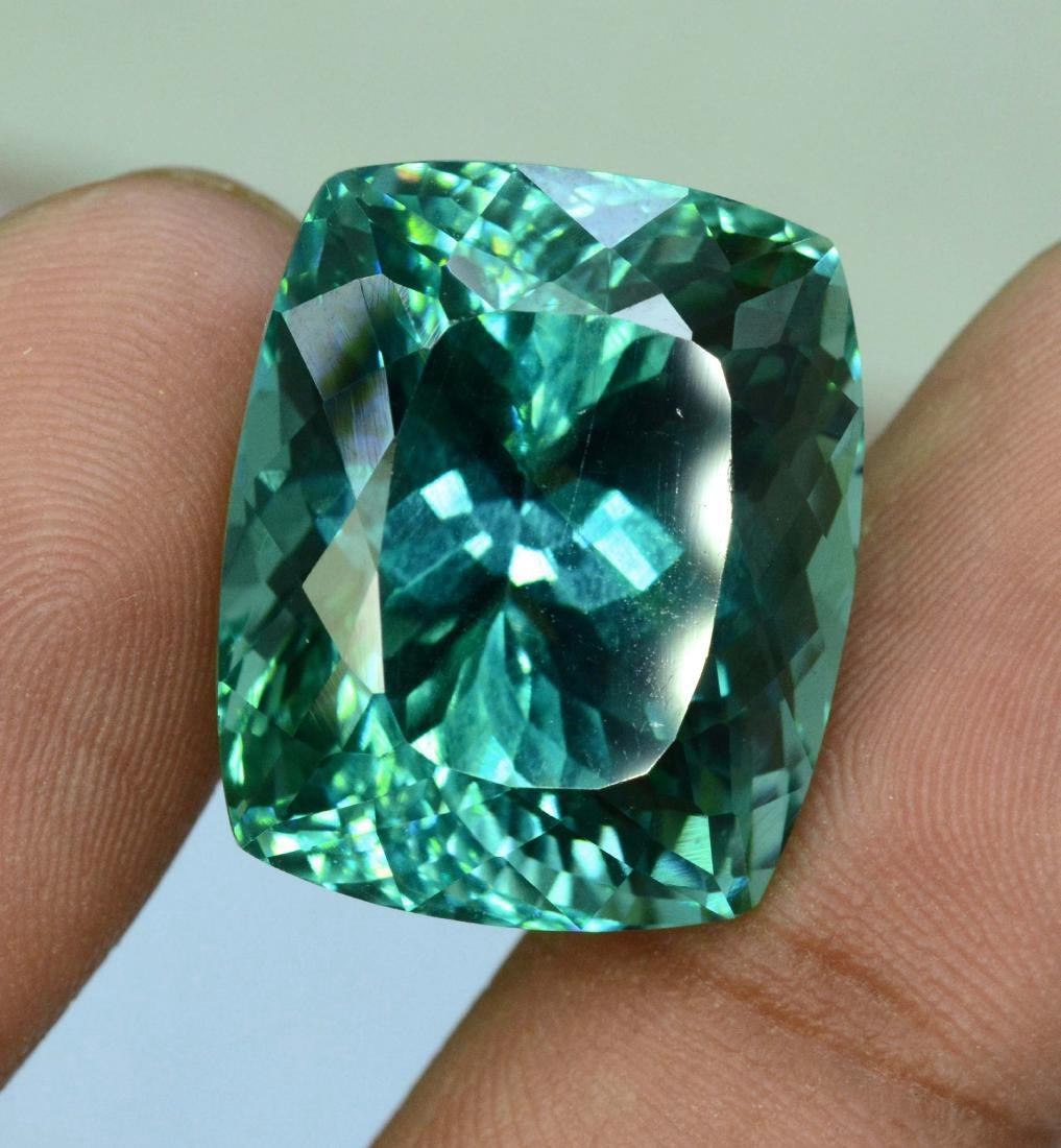46.05 Carat Loose Green Kunzite - 3