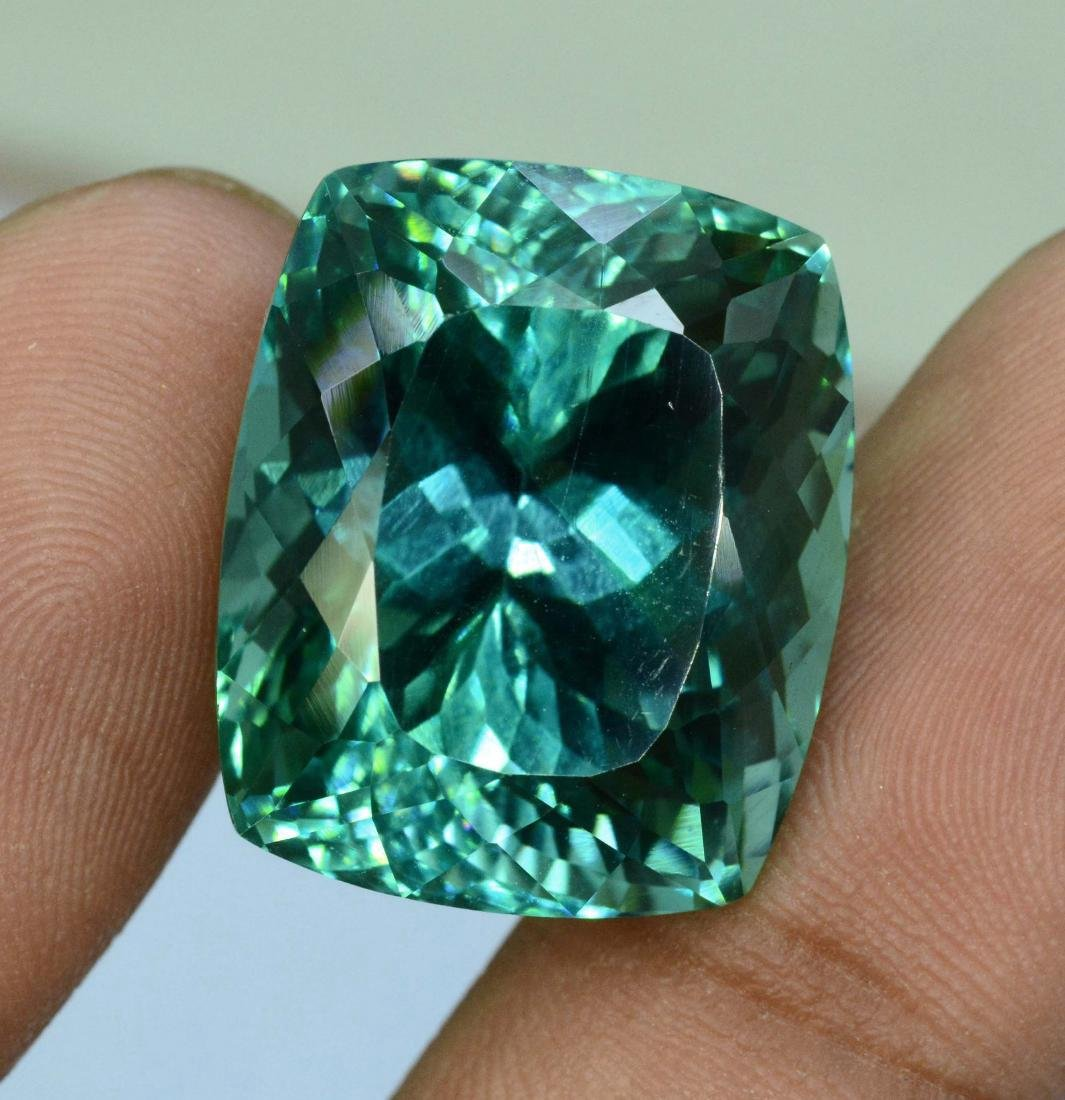 46.05 Carat Loose Green Kunzite - 5