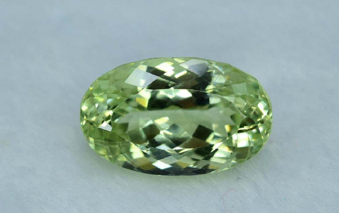 56.30 Carat Loose Green Kunzite - 2