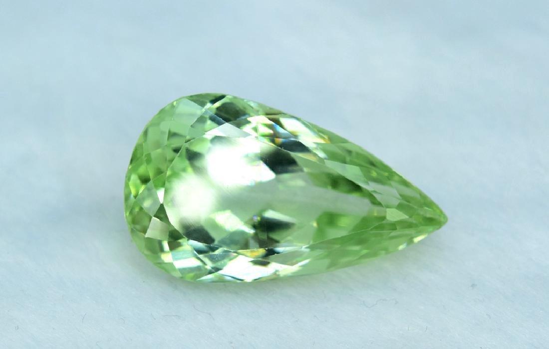 52.65 Carat Loose Green Kunzite - 2