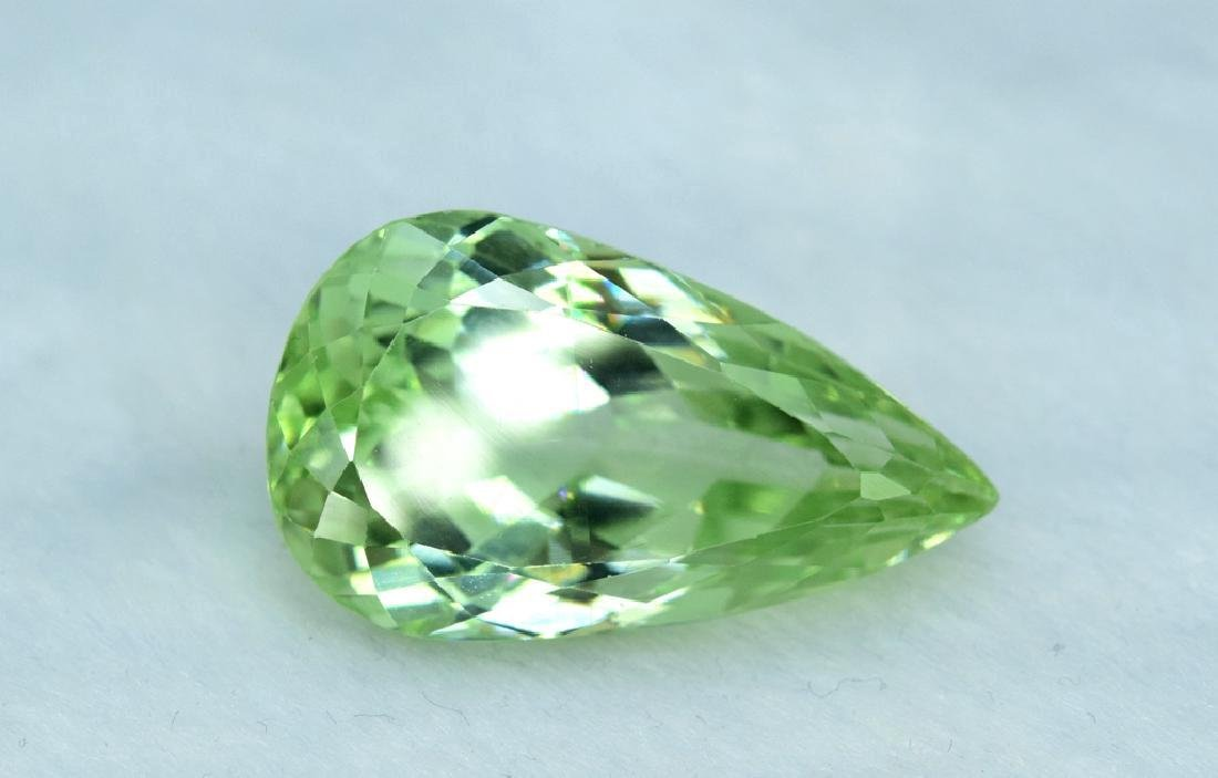 52.65 Carat Loose Green Kunzite - 3
