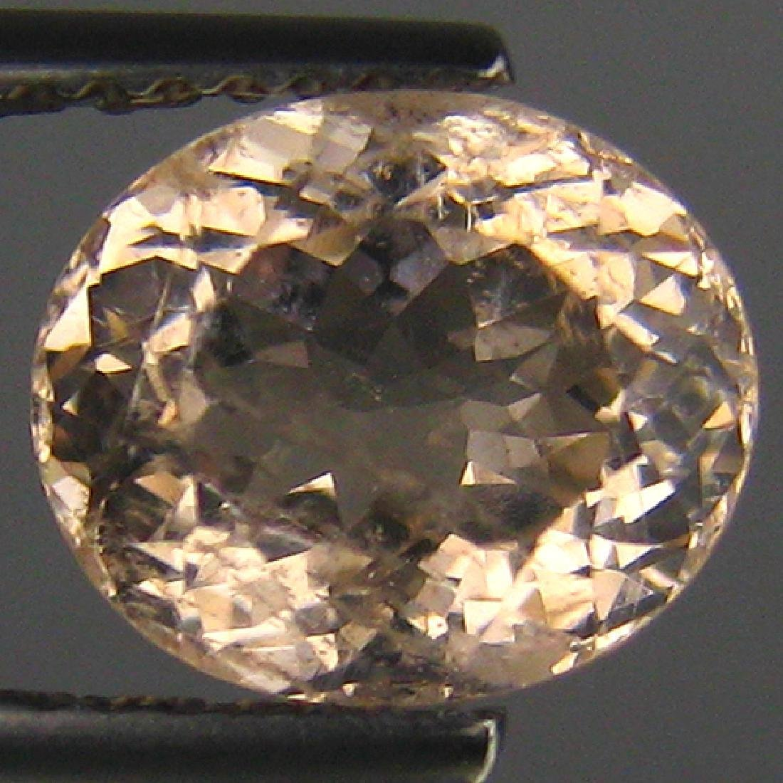 2.70 Carat Loose Morganite
