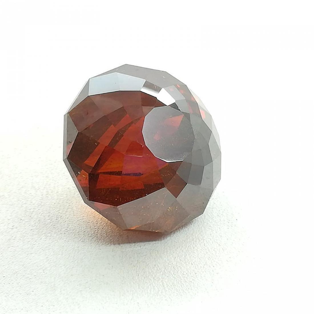 64.28 Carat Loose Sphalerite Hexagon Cut - 3