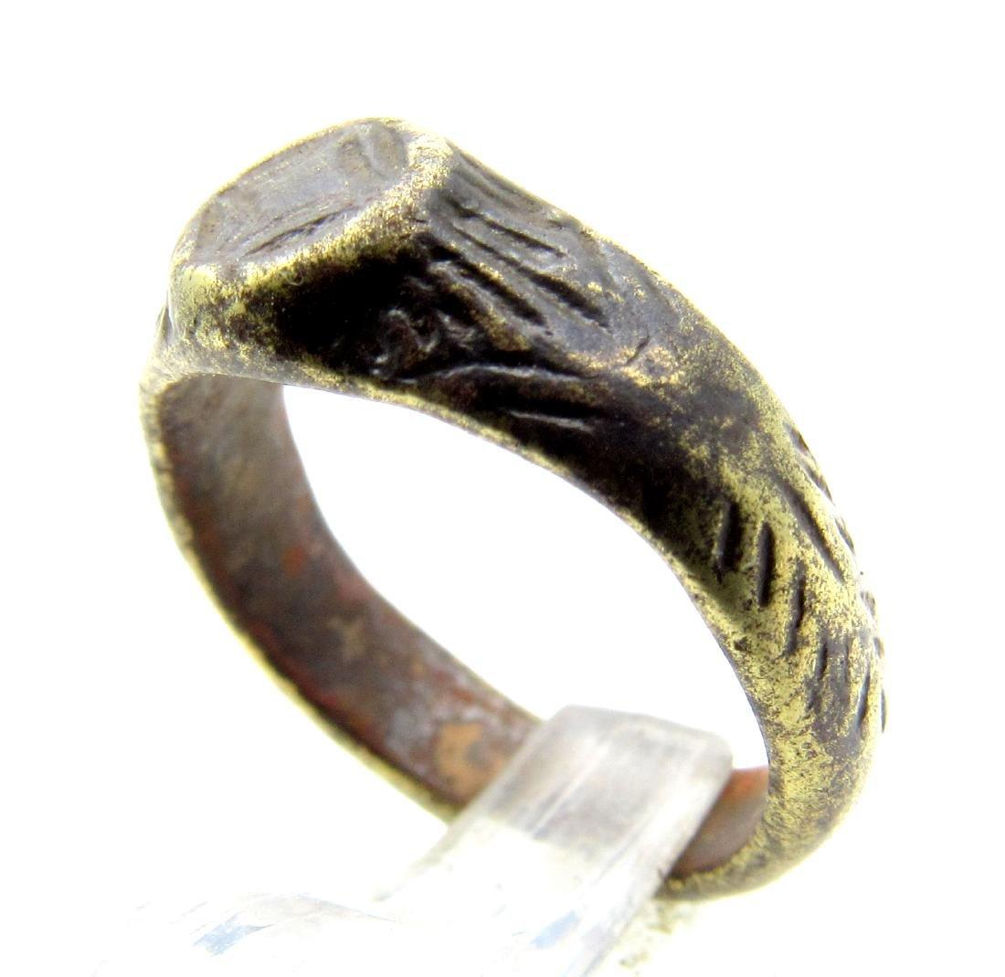 Medieval Crusaders Star Of Bethlehem Ring - 2