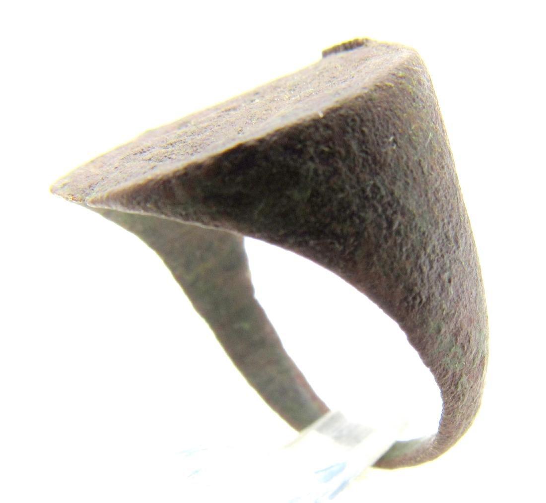 Medieval Viking Runic Ring - 2