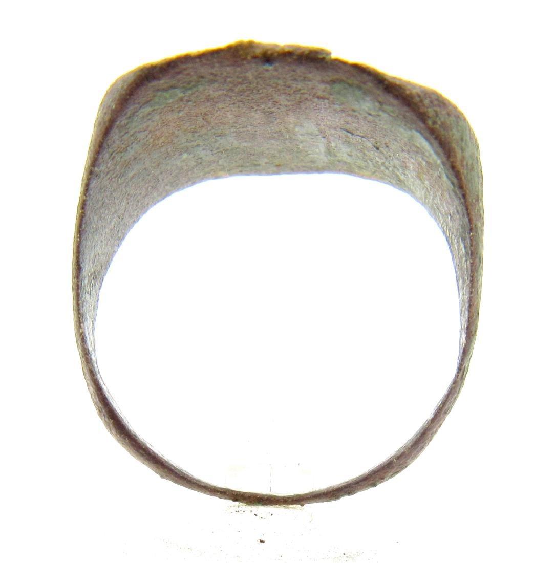 Medieval Viking Runic Ring - 3
