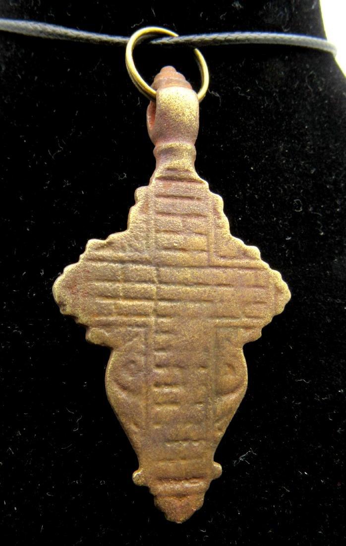 Late Medieval Cross Pendant - 2