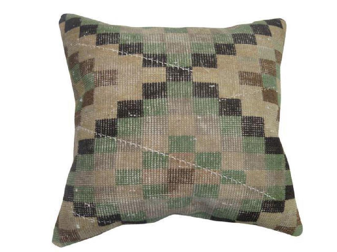 Turkish Deco Rug Pillow 1.10x1.9