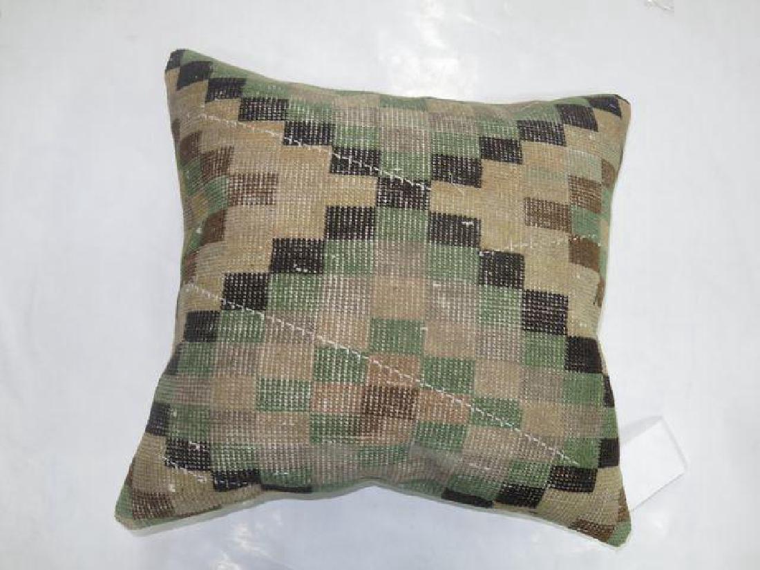 Turkish Deco Rug Pillow 1.10x1.9 - 2