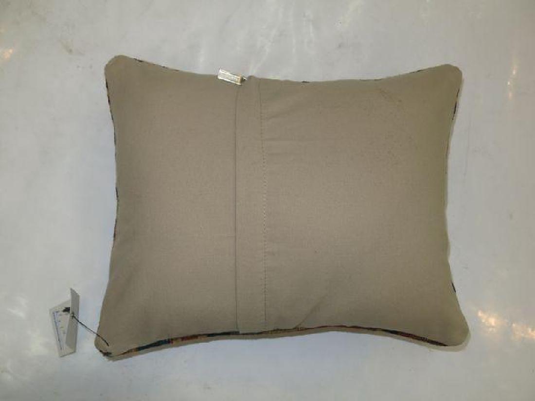 Oushak Rug Border Pillow 1.5x1.5 - 3