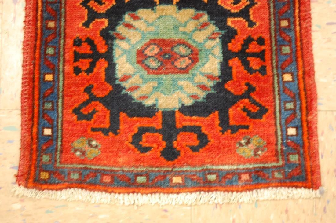 Persian Heriz Rug 1.5x1.7 - 2