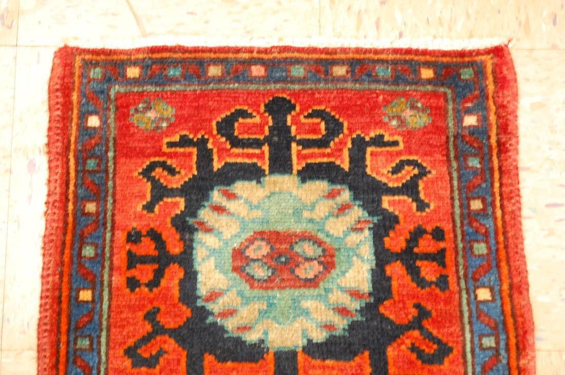 Persian Heriz Rug 1.5x1.7 - 3