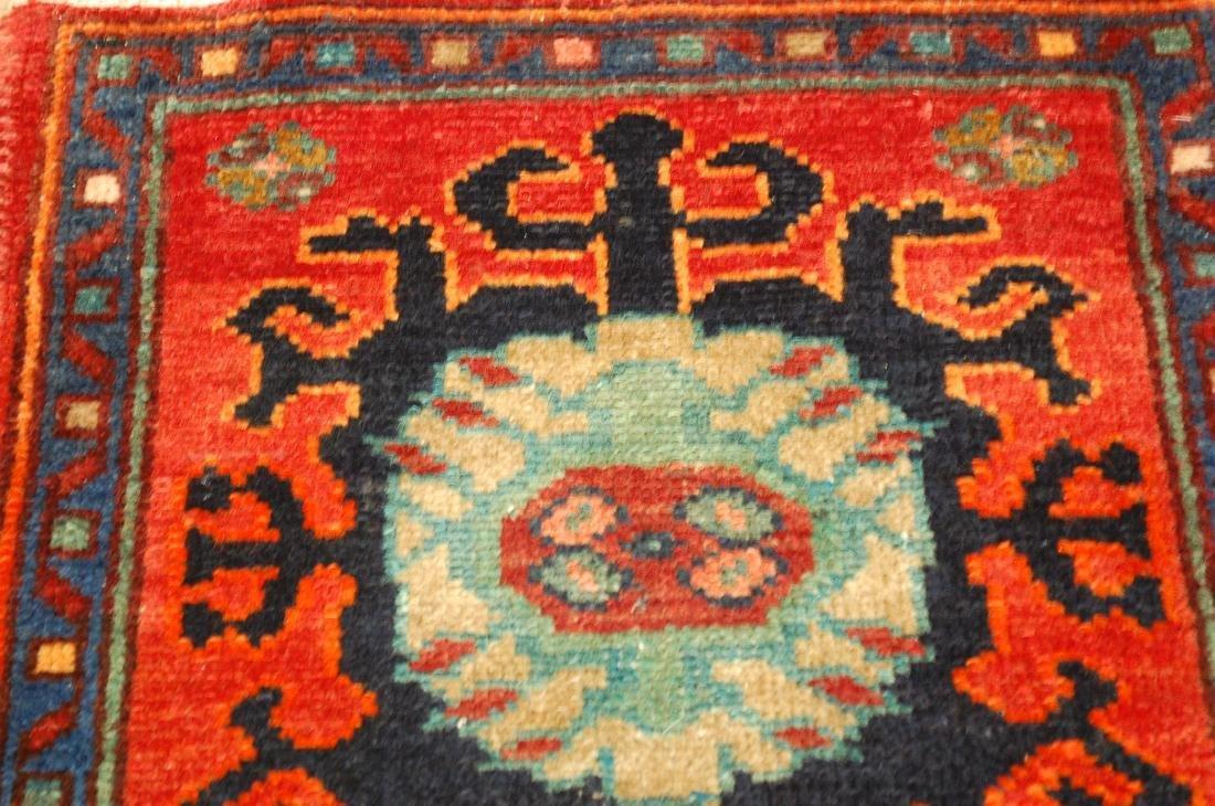 Persian Heriz Rug 1.5x1.7 - 4