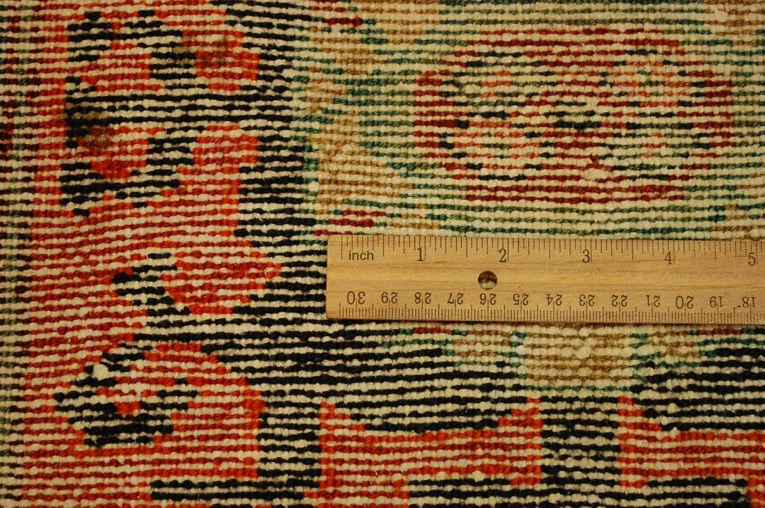 Persian Heriz Rug 1.5x1.7 - 6