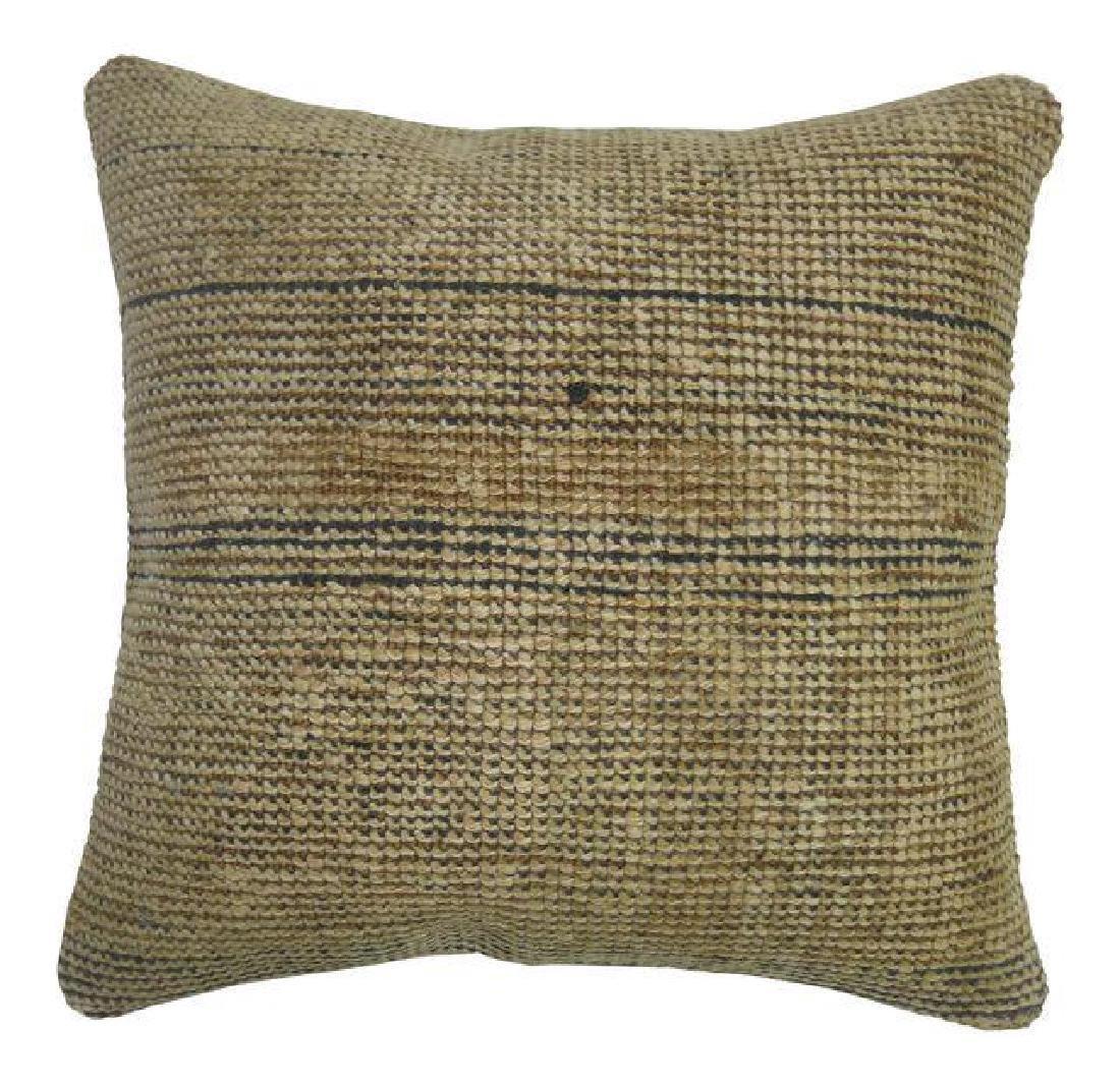 Vintage Moroccan Rug Pillow 1.7x1.8