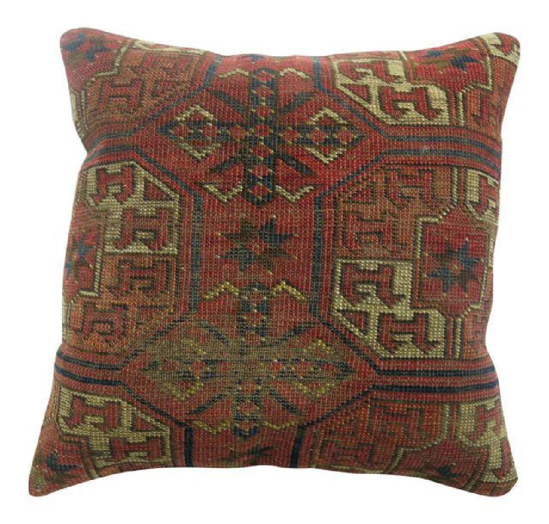 Turkeman Rug Pillow 1.5x1.6