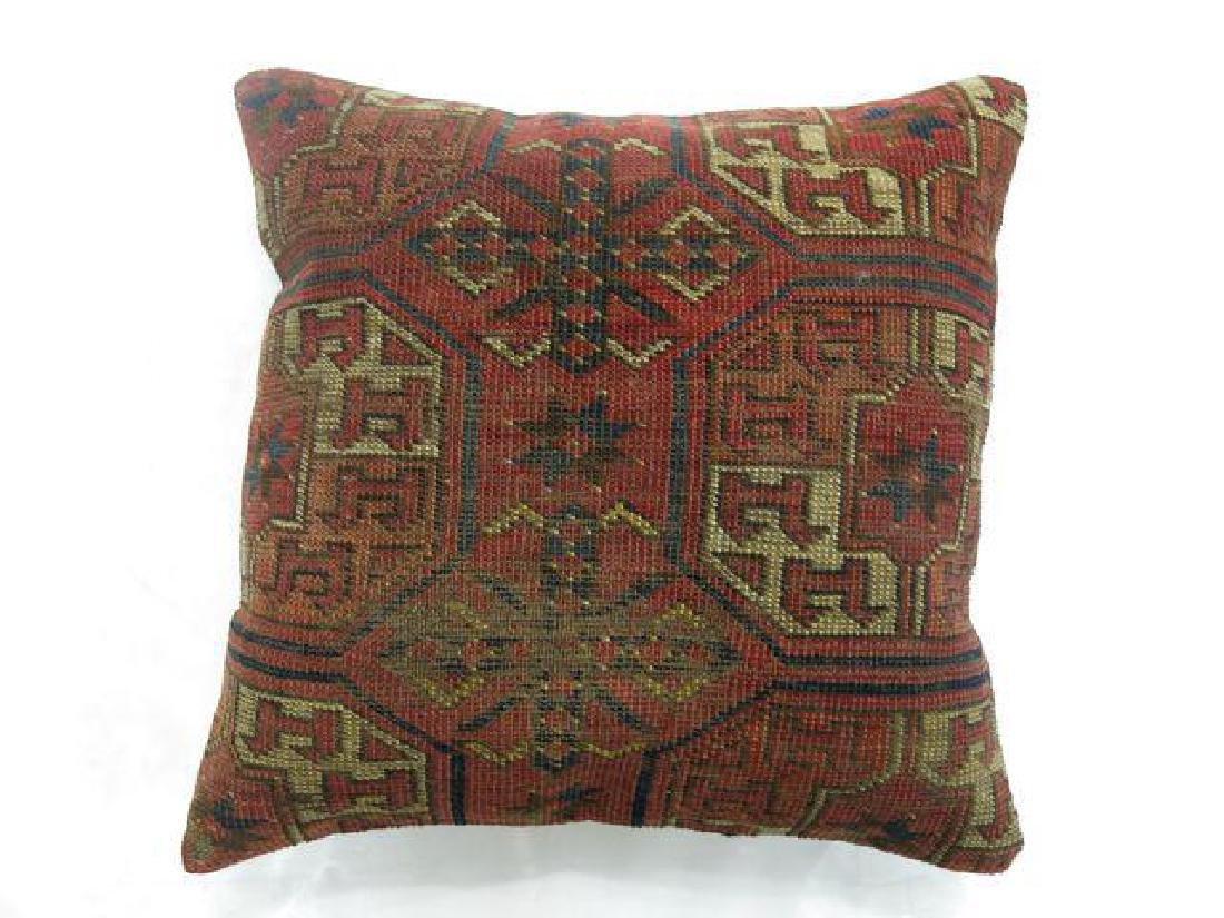 Turkeman Rug Pillow 1.5x1.6 - 3