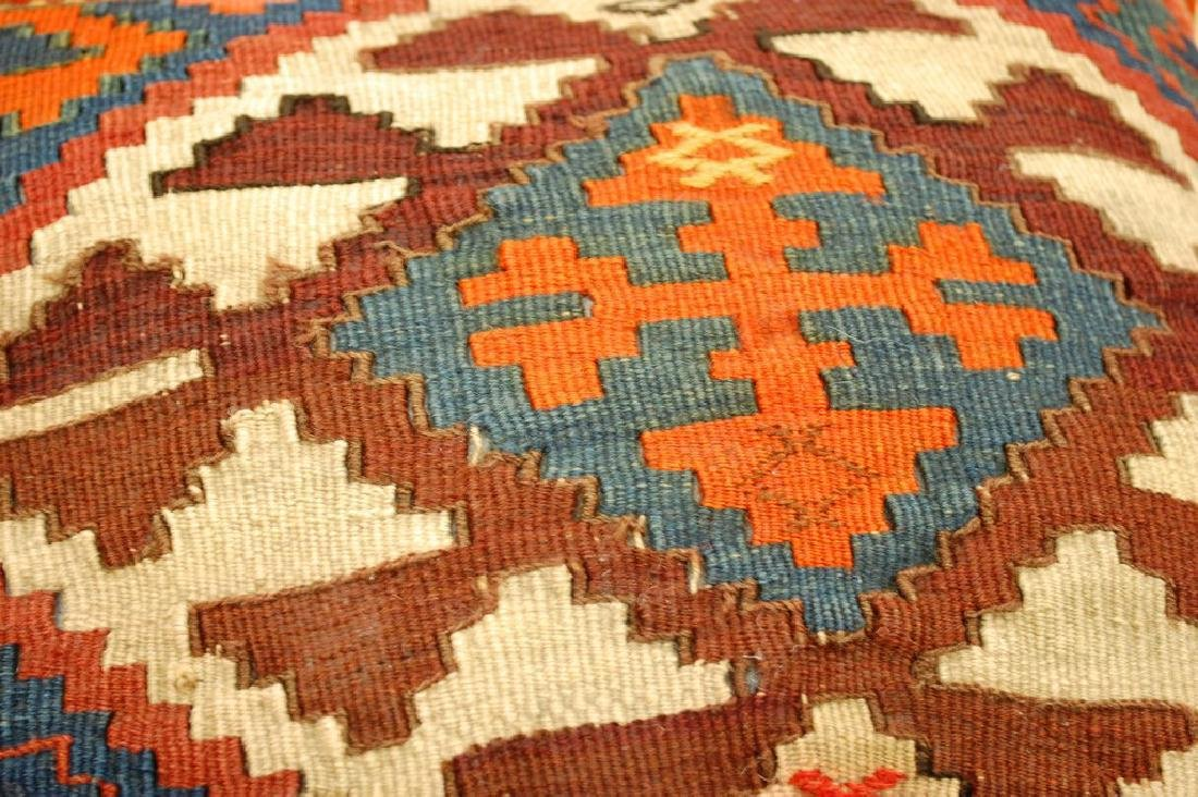 Highly Detailed Fine Antique Kilm Rug 1.5x1.8 - 3