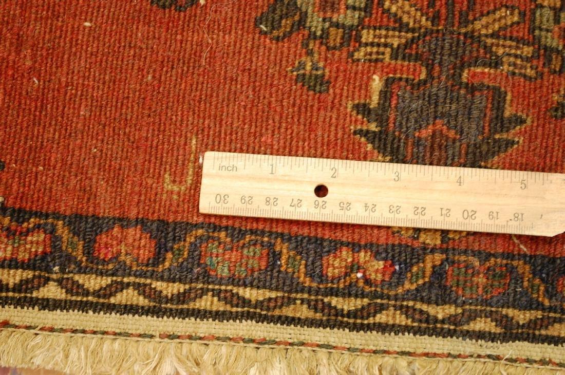 Detailed High Kpsi Persian Bijar Rug 2.3x2.4 - 6