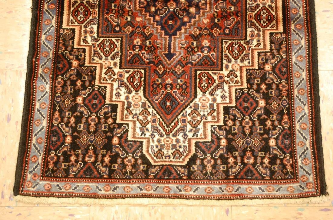 High Kpsi Persian Senneh Rug 2.2x3 - 2