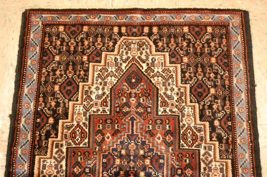 High Kpsi Persian Senneh Rug 2.2x3 - 3