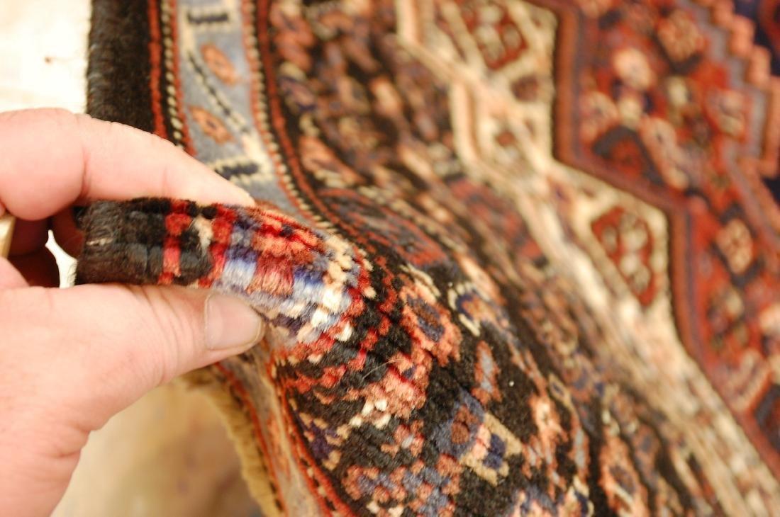 High Kpsi Persian Senneh Rug 2.2x3 - 5