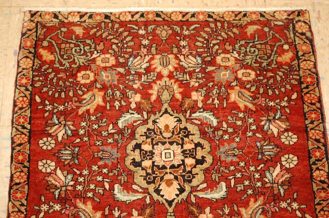 Square Persian Bijar Rug 2.3x2.5 2.3x2.5 - 3