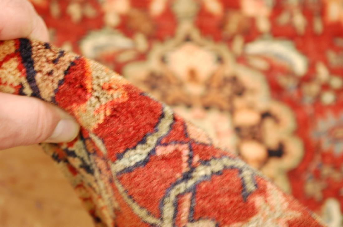 Square Persian Bijar Rug 2.3x2.5 2.3x2.5 - 5