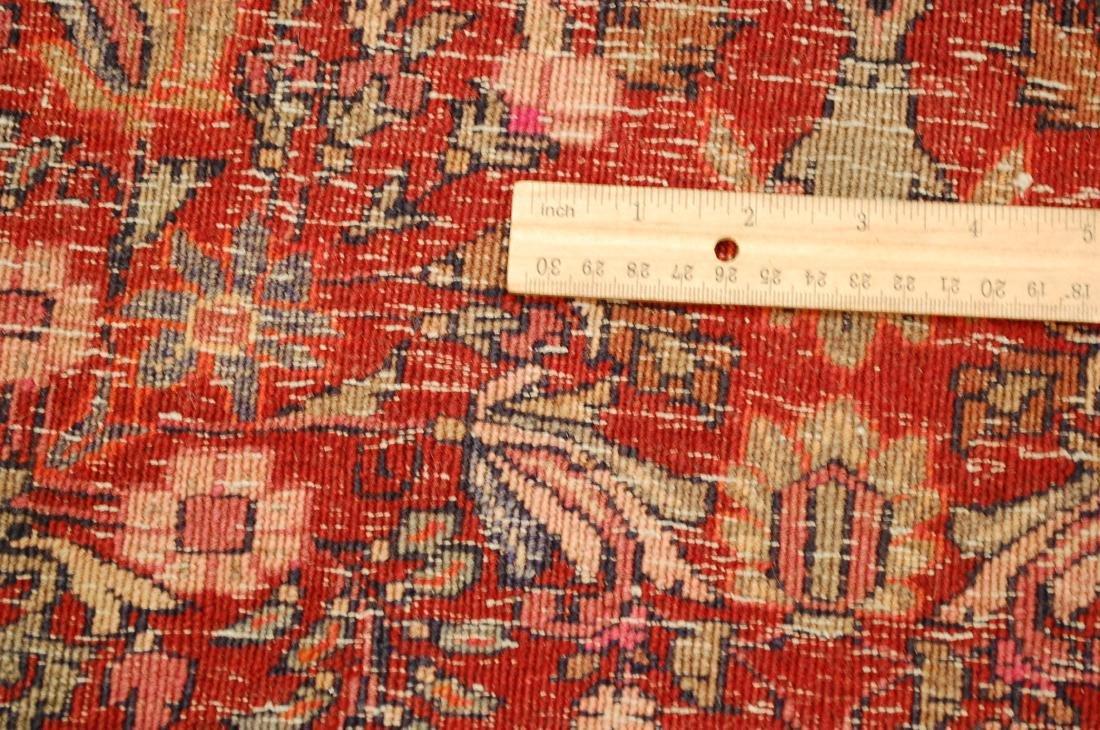 Square Persian Bijar Rug 2.3x2.5 2.3x2.5 - 6