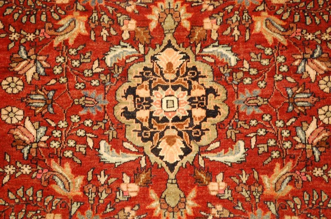 Square Persian Bijar Rug 2.3x2.5 2.3x2.5 - 7