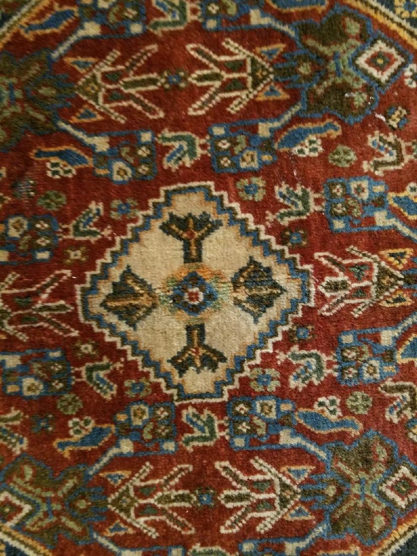 Fine 20th Century Hand-knotted Persian Tribal Rug 2x2 - 3