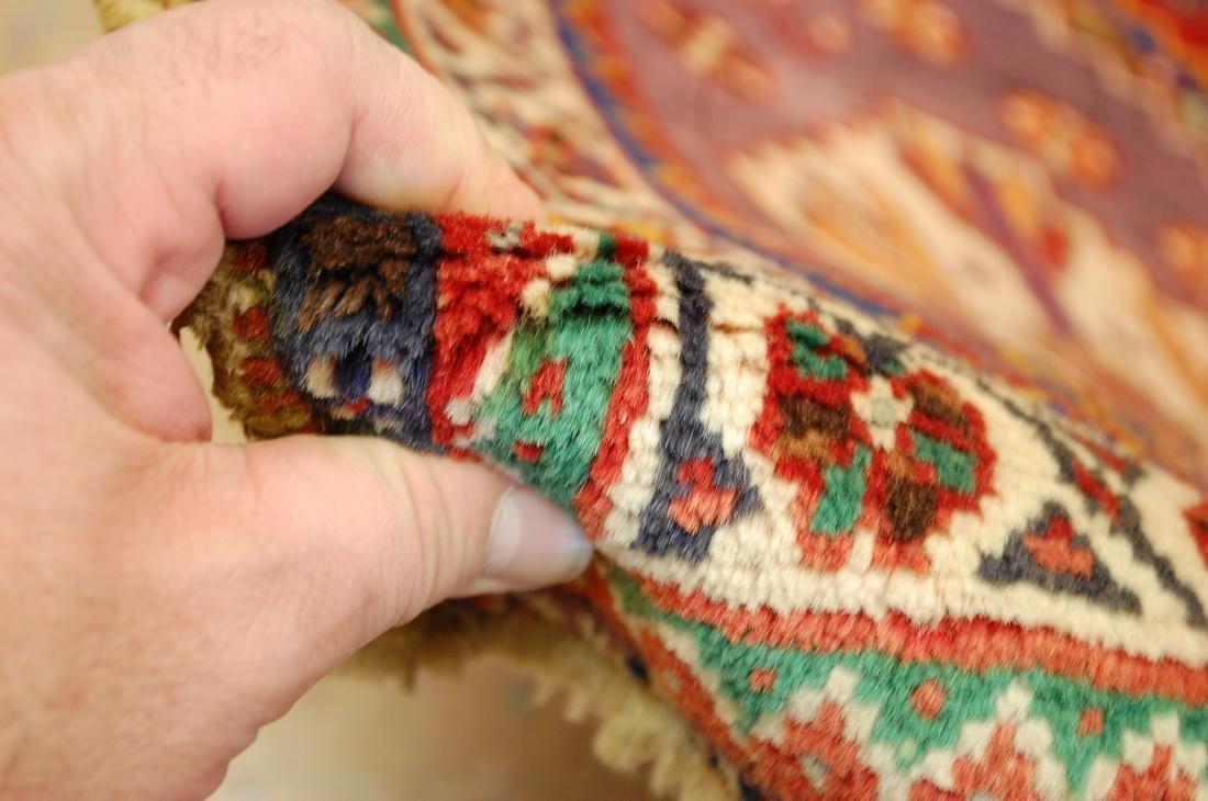 Persian Shiraz Qashkai Rug 3.8x5 - 8