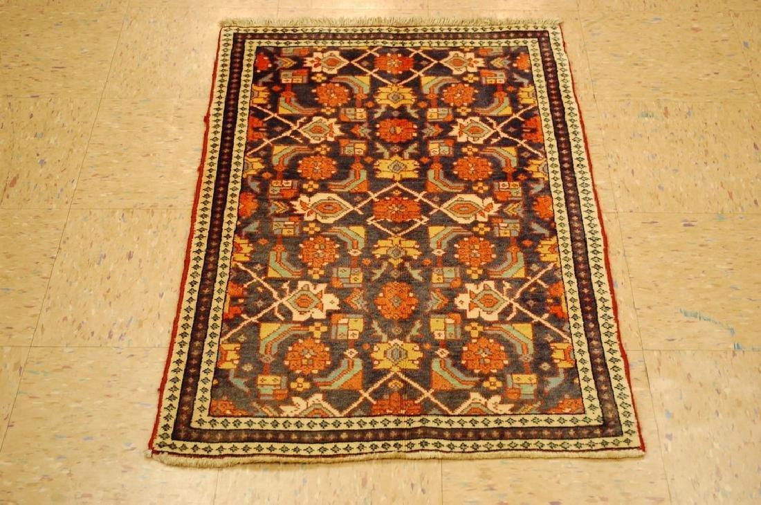 Caucasian Shirvan Kazak Design Caucasian Rug 2.3x3.5