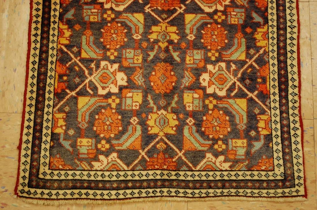Caucasian Shirvan Kazak Design Caucasian Rug 2.3x3.5 - 2