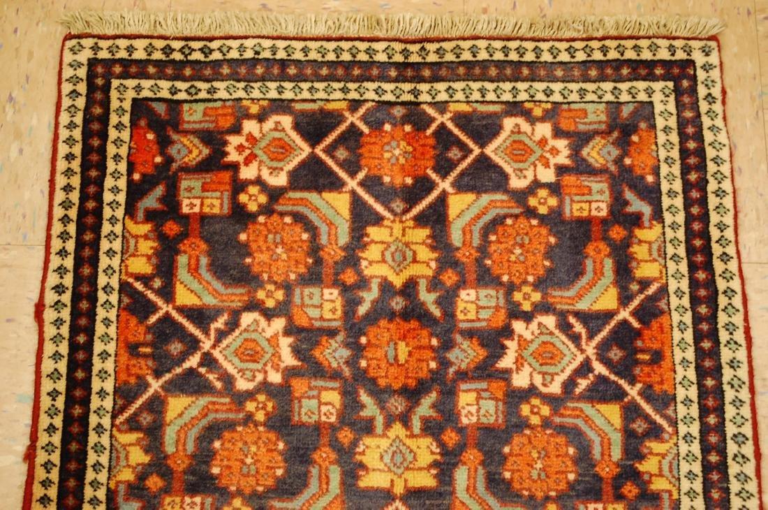 Caucasian Shirvan Kazak Design Caucasian Rug 2.3x3.5 - 3