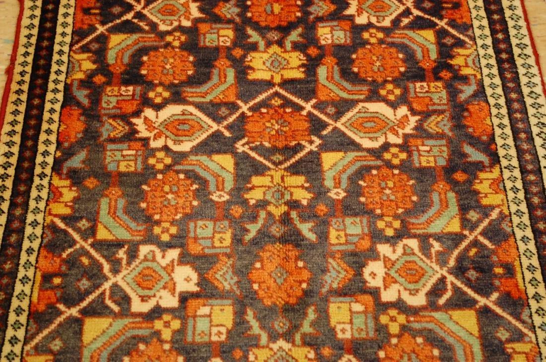 Caucasian Shirvan Kazak Design Caucasian Rug 2.3x3.5 - 4