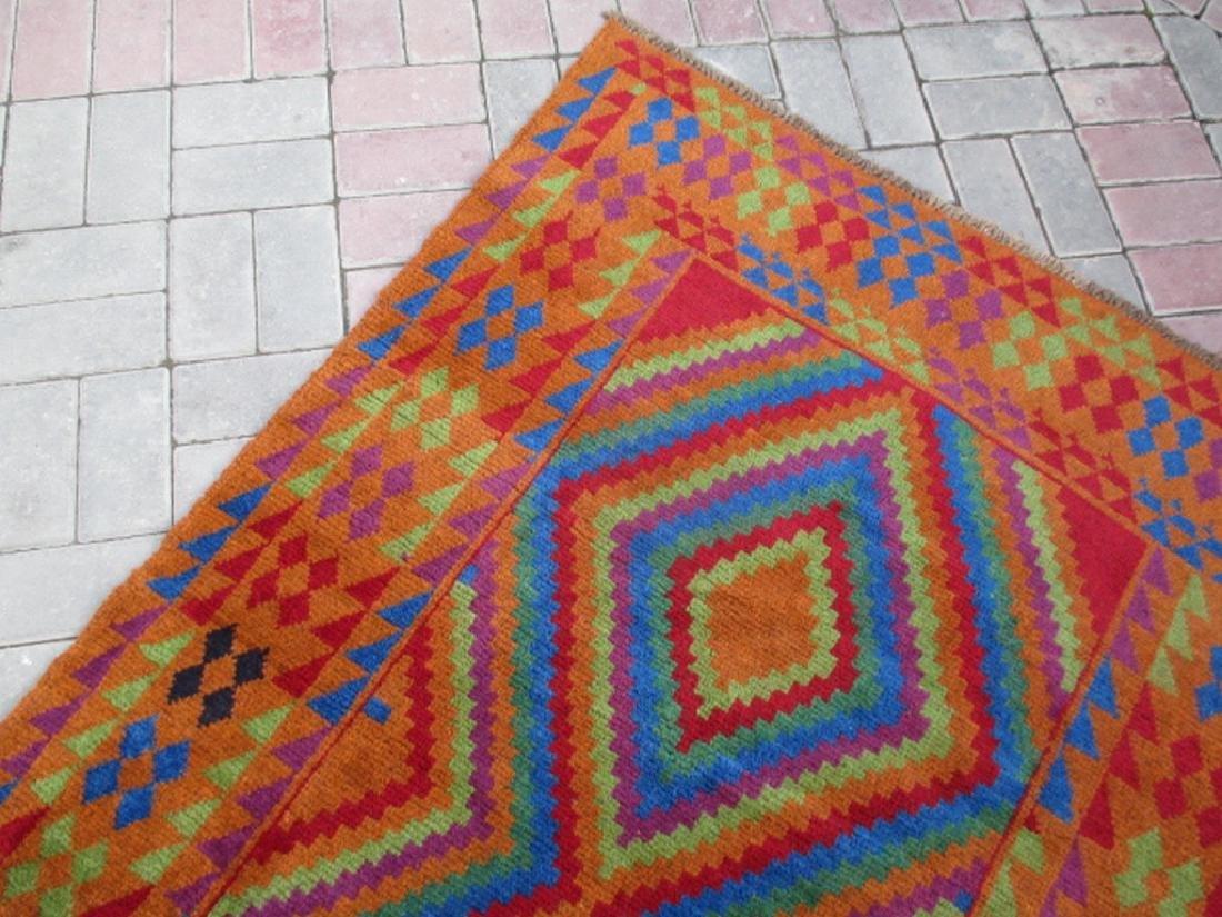 Tribal Baluchi Rug 6x13.11 - 3