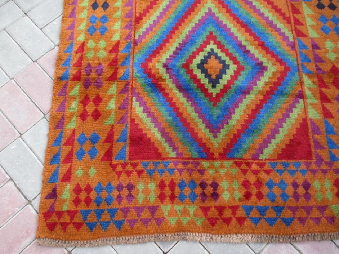 Tribal Baluchi Rug 6x13.11 - 4