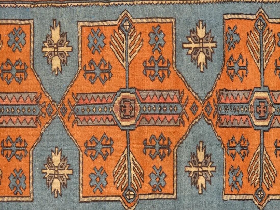Turkish Shirvan Rug 3.3x6.1 - 3