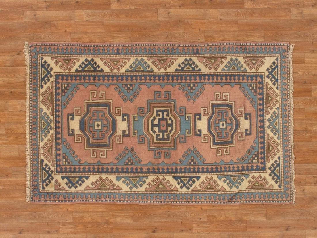 Turkish Milas Rug 4x6.5