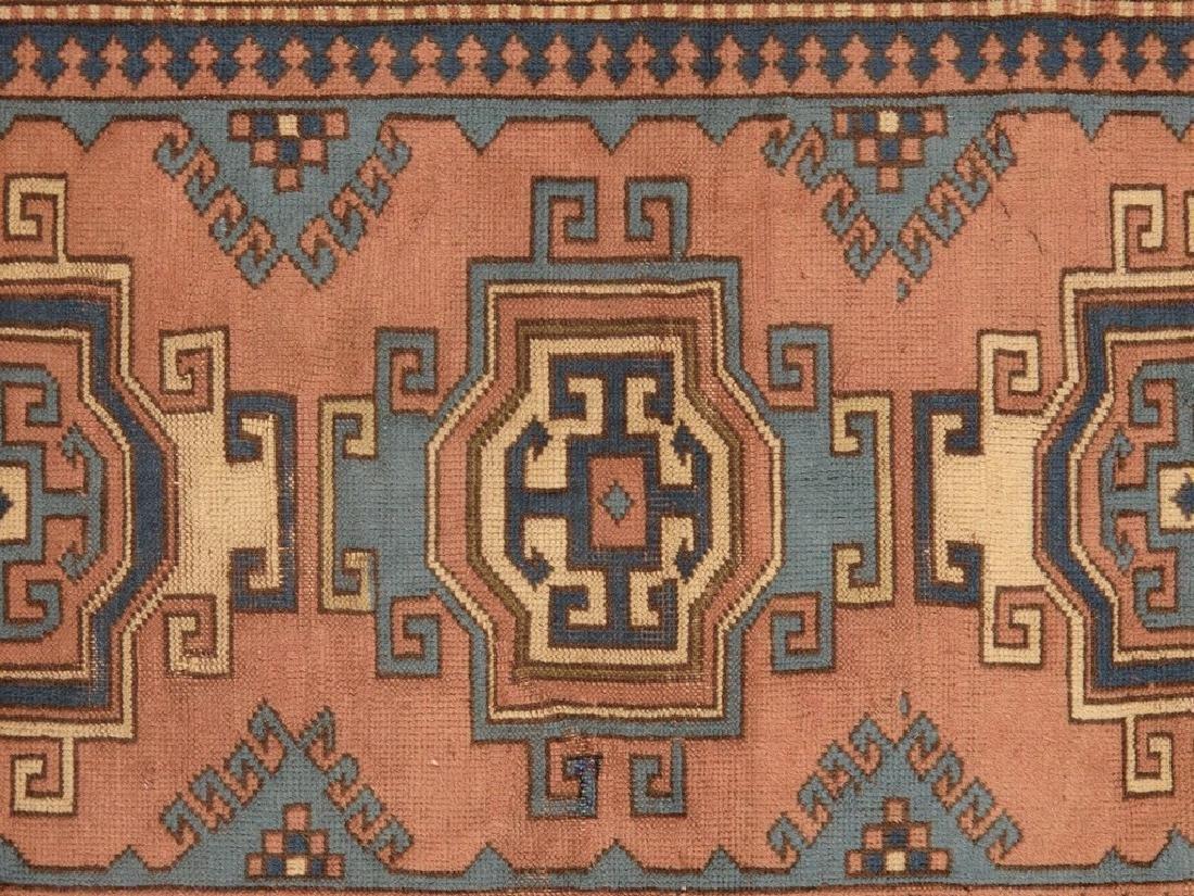Turkish Milas Rug 4x6.5 - 3